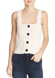 Derek Lam 10 Crosby Knit Top