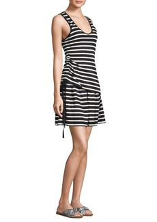 Derek Lam Layered Stripe Dress