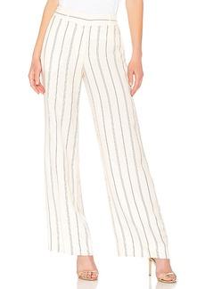 DEREK LAM 10 CROSBY Linen Pant