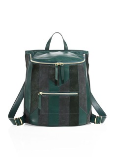 Derek Lam 10 Crosby Mercer Patchwork Mini Backpack