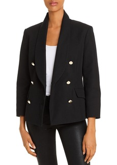 Derek Lam 10 Crosby Myra Double-Breasted Blazer