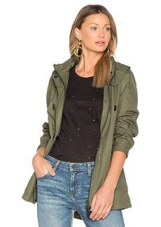 DEREK LAM 10 CROSBY Rain Jacket