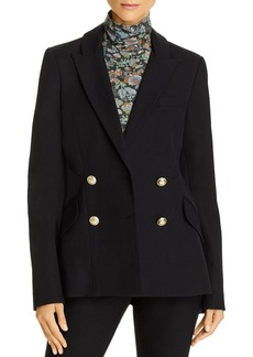 Derek Lam 10 Crosby Rodeo Double-Breasted Blazer