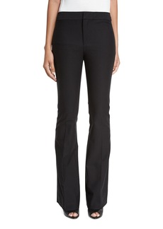 Derek Lam 10 Crosby Stretch Flare Trousers