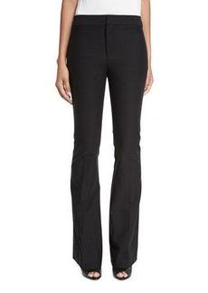 Derek Lam 10 Crosby Stretch Flare Trousers