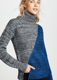Derek Lam 10 Crosby Turtleneck Sweater