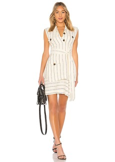 DEREK LAM 10 CROSBY Utility Dress
