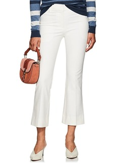 Derek Lam 10 Crosby Women's Cotton Crop Flared Pants