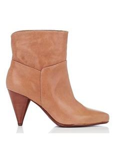 Derek Lam 10 Crosby Women's Dannie Leather Ankle Boots