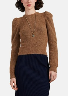 Derek Lam 10 Crosby Women's Puff-Sleeve Sweater