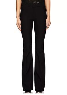 Derek Lam 10 Crosby Women's Stretch-Cotton Flare Pants