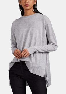 Derek Lam 10 Crosby Women's Wool-Blend Boxy Crewneck Sweater