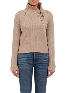 Derek Lam 10 Crosby Women's Wool-Blend Mock Turtleneck Sweater