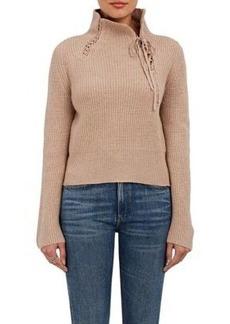 Derek Lam 10 Crosby Women's Wool-Blend Mock Turtleneck Sweater