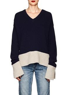 Derek Lam 10 Crosby Women's Wool-Blend V-Neck Sweater