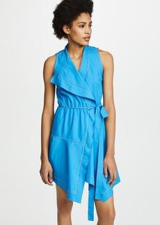 Derek Lam 10 Crosby Wrap Dress