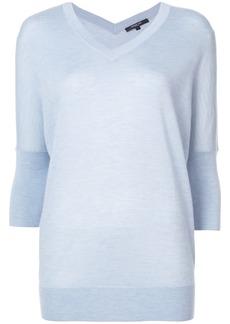 Derek Lam Ezme Batwing Sweater