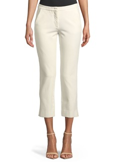 Derek Lam Drake Straight-Leg Cropped Trousers