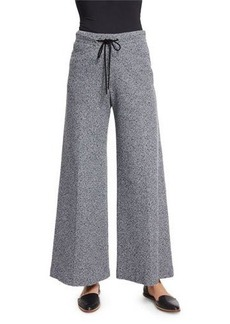 Derek Lam Drawstring-Waist Wide-Leg Pants