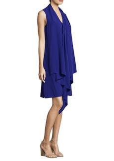 Derek Lam Silk Handkerchief Dress