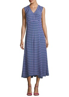 Derek Lam Sleeveless A-Line Dress