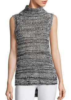 Derek Lam Sleeveless Turtleneck Top