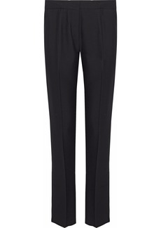 Derek Lam Woman Cady Slim-leg Pants Black