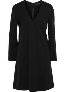 Derek Lam Woman Sian Crepe Mini Dress Black