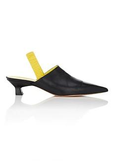 Derek Lam Women's Amelie Leather Slingback Pumps