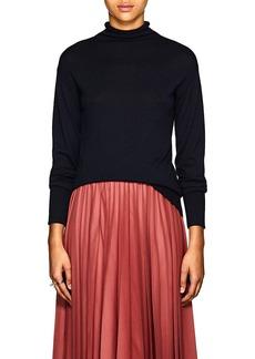 Derek Lam Women's Cashmere-Silk Cowlneck Sweater