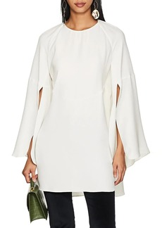 Derek Lam Women's Silk Crepe Blouse