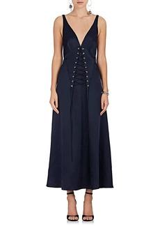 Derek Lam Women's Sleeveless Midi-Dress