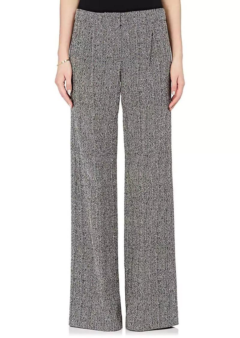Derek Lam Derek Lam Women s Tweed Wide-Leg Trousers  2d8c2939f