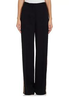 Derek Lam Women's Twill Wide-Leg Pants