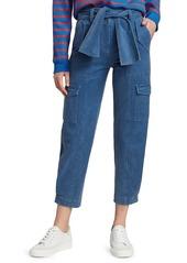 Derek Lam Elian Belted Cargo Trousers
