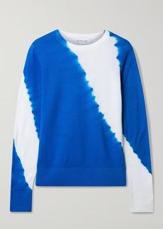 Derek Lam Esta Tie-dyed Wool Sweater