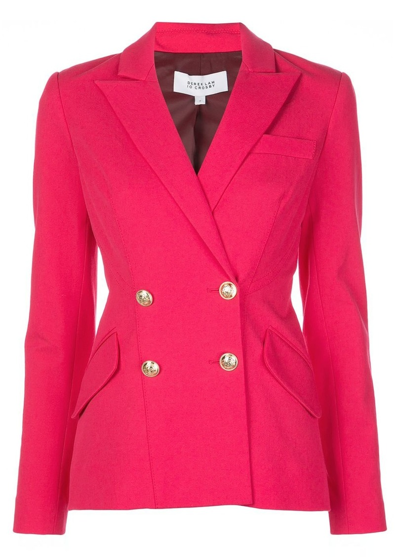 Derek Lam fitted double-breasted blazer