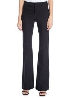 Derek Lam Flared-Leg Trousers