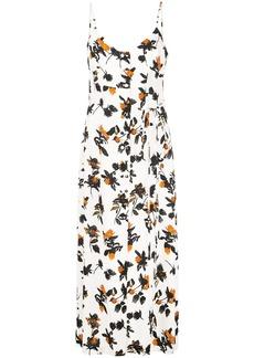 Derek Lam floating floral camisole dress