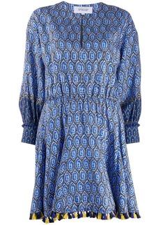 Derek Lam Floral Cassia dress