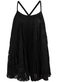 Derek Lam floral embroidered blouse