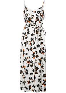Derek Lam floral maxi dress