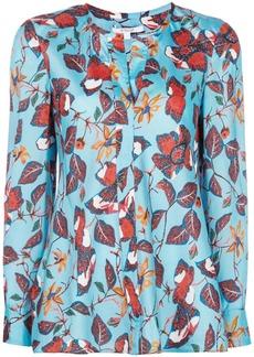 Derek Lam floral print blouse