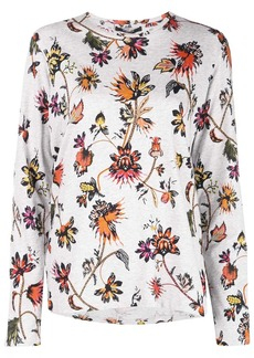 Derek Lam floral print T-shirt
