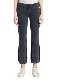 Derek Lam Gia Cropped Flare Jeans