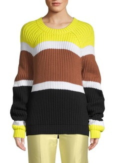 Derek Lam Horizontal Stripe Sweater