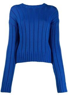 Derek Lam Iola Neon Sweater
