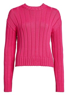 Derek Lam Iola Ribbed Sweater
