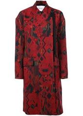 Derek Lam Jacquard Coat