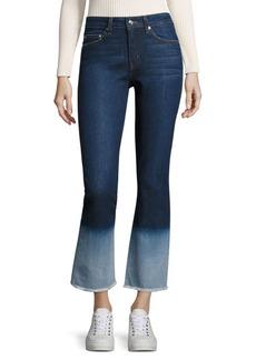 Derek Lam Jane Flip Flop Flare Jeans